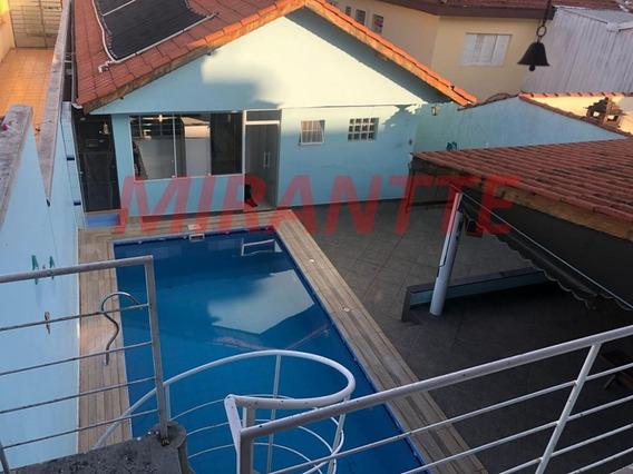 Casa Terrea Em Tucuruvi - São Paulo, Sp - 332797