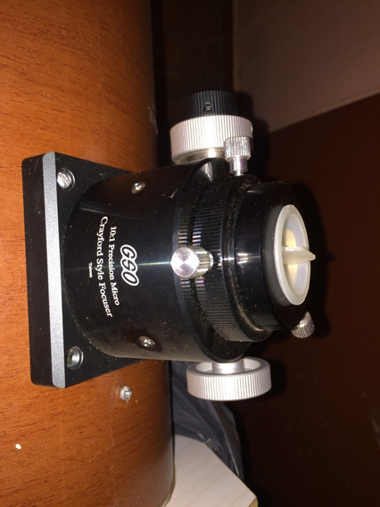 Focalizador Gso 2pol Dual Speed 10:1 Crayford Sct Refratores