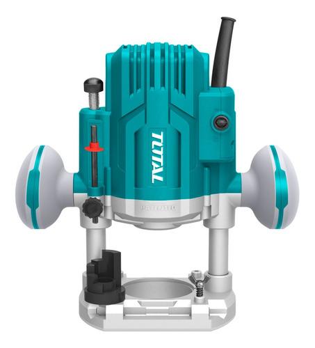 Router Total 1200w - Fresadora De Mano - Trompo Industrial