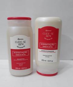 Cuide-se Bem Shampoo E Condicionador Hidratação Imediata