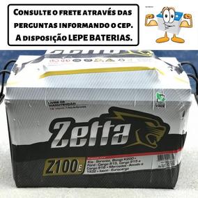 Bateria Zetta 100 Amperes Para Vw 13-150