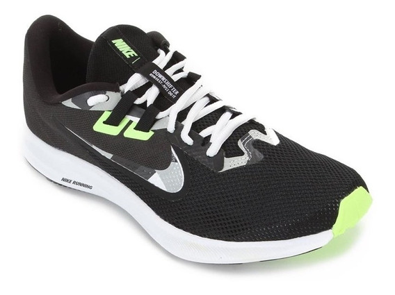 Tênis Nike Original Downshifter 9 - Preto - Wp