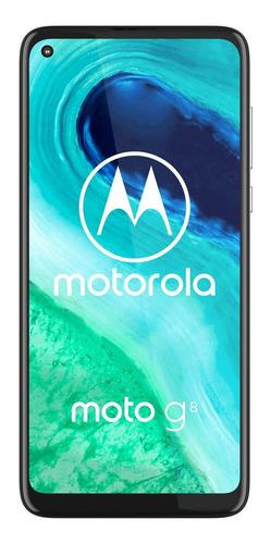 Moto G8 Dual SIM 64 GB Holo white 4 GB RAM