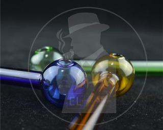 Pipas Cristal Mayoreo Color 50 Pzs. 30mm X 9.5 Cm