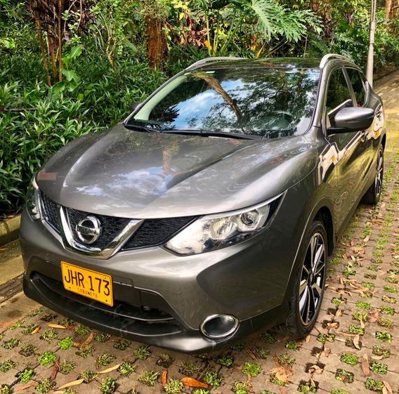 Nissan Qashqai 4x4 Exclusive Full