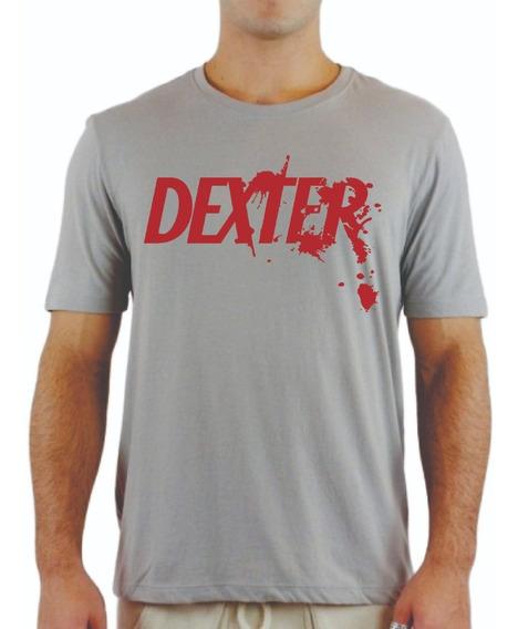Camiseta Camisa Dexter Animes Séries Filmes Desenhos 3d
