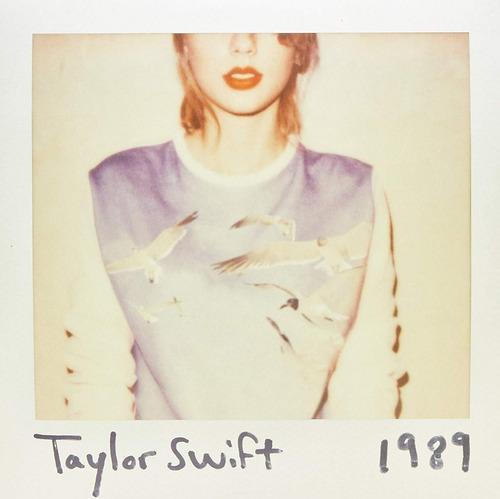Imagen 1 de 1 de Taylor Swift 1989 Cd Nuevo Original Oferta