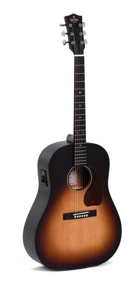 Guitarra Electroacustica Sigma Guitars Jm-sge+