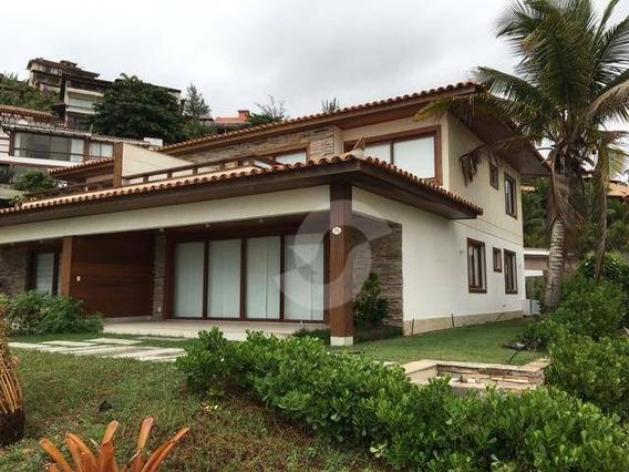 Casa Residencial À Venda, Geribá, Armação Dos Búzios. - Ca0105