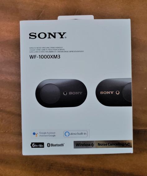 Fones De Ouvido Sony Wf-1000xm3