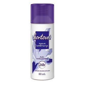 Desodorante Spray Contouré Suave Lembrança 80ml