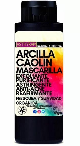 Mascarilla De Caolín (arcilla Blanca) 6.5 Oz / 180g