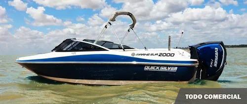 Quicksilver 2000 Con Mercury 150 4t Nueva