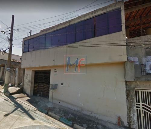 Imagem 1 de 1 de Ref 8658 - Excelente Sobrado Para Locação No Bairro Vila Nova Curuçá, Com 7 Dorms,sendo  1 Suíte, 4 Vagas, 300 M - 8658
