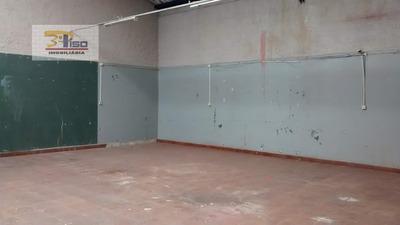Galpão/pavilhão Para Alugar No Bairro Burgo Paulista Em - Sa1199-2