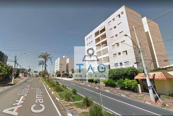 Apartamento Com 3 Dormitórios À Venda, 84 M² Por R$ 350.000 - Taquaral - Campinas/sp - Ap0707