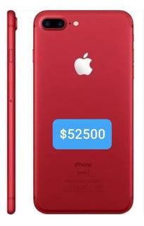 iPhone 7 Plus 32gb, Con Garantía, Sellados, Libres De Fábric