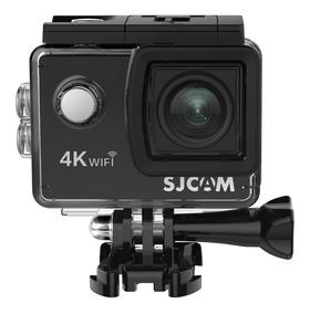 Sjcam Sj4000 4k +cartão 32gb Class10 +bateria +carregador