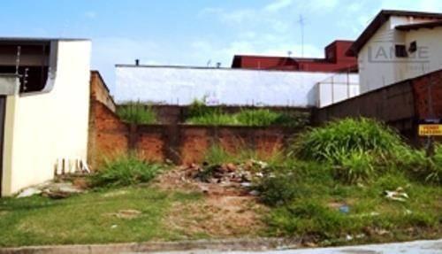 Terreno Resid. À Venda, ( C/ Projeto Aprov.)  Alto P. Taquaral, Campinas Sp. - Te0272
