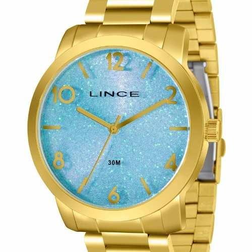 Relógio Feminino Lince Lrg4366l A2kx