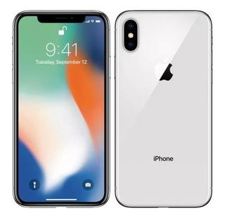iPhone Apple X 64gb Novo Lacrado 5.8 Garantia De 01 Ano!