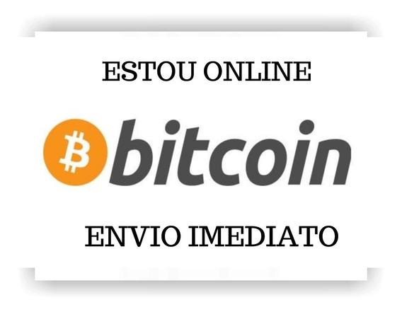 Comprar 0,01 Bitcoin -btc- Promoção! Envio No Mesmo Dia!!!
