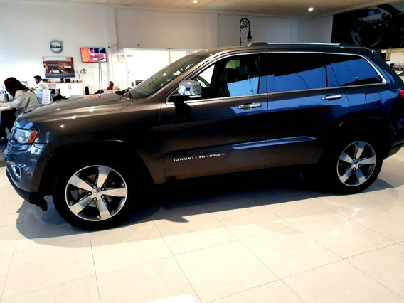 Jeep Grand Cherokee 2014 3.6 V6 Limited Lujo 4x2 At