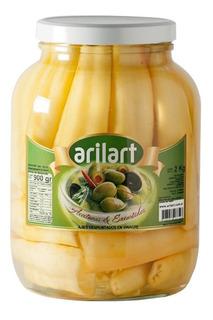 Ajies Despuntados En Vinagre Premium X 900 Gr - Arilart