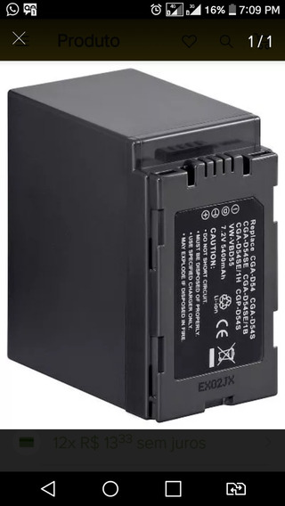 Bateria Filmadora Panassonic