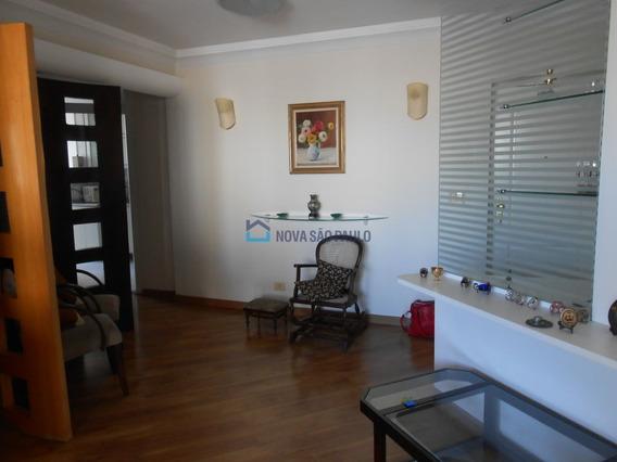 Apartamento Cambuci, Repleto De Armários, Varanda Gourmet, Lazer Completo. Próximo Colégio Marista. - Bi21871