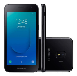 Smartphone Samsung Galaxy J2 Core, 16gb, 8mp, Tela 5 Preto