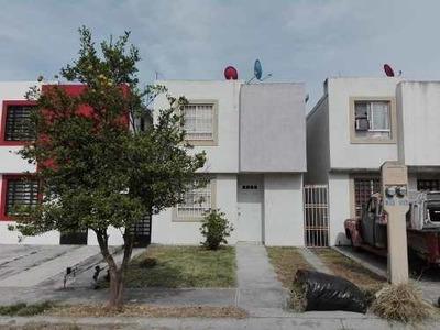 Casa En Venta En Villas De La Hacienda, Juárez, N.l.