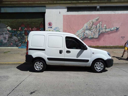 Renault Kangoo 1.6 2 Furgon Confort Cd Svt 1plc 2013