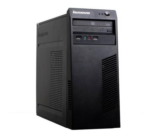 Cpu Lenovo Core I5 4gb Ddr3 Hd 320gb Computador Pc