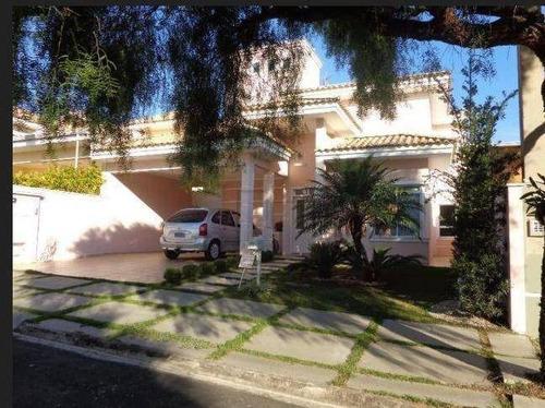 Casa À Venda, 280 M² Por R$ 1.200.000,00 - Condomínio Lago Da Boa Vista - Sorocaba/sp - Ca1042