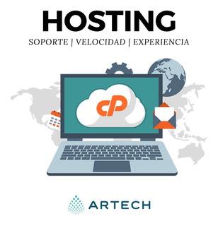 Hosting Web Pago Anual
