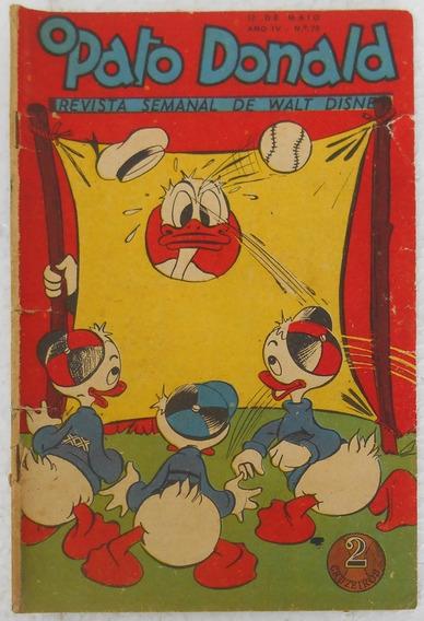 Pato Donald Nº 79 - Ano 1953