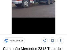 Mercedes-benz Basculante