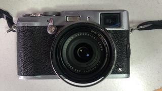Cámara Fujifilm X100s Usada