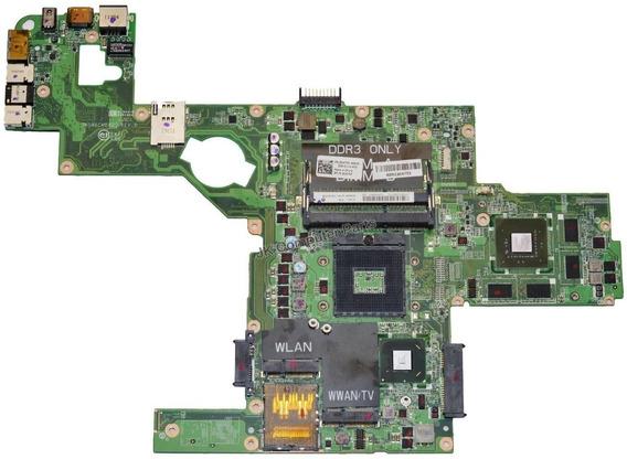 Placa Mae Notebook Dell Xps L502x P11f Cn-0c47nf 1gb 525m Dagm6cmb8d0 Socket Pga989