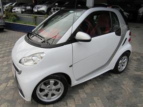 Smart Fortwo Coupe 1.0 Coupê Turbo 12v Gasolina 2p 2015