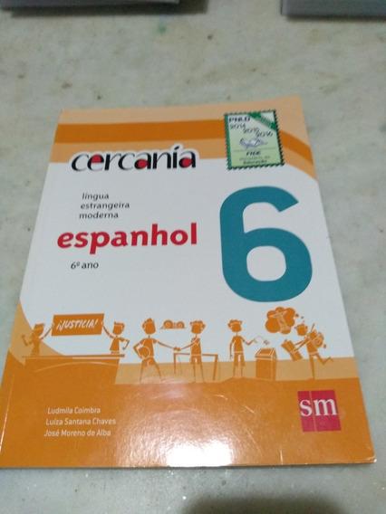 Cercania Espanhol 6 Com Cd