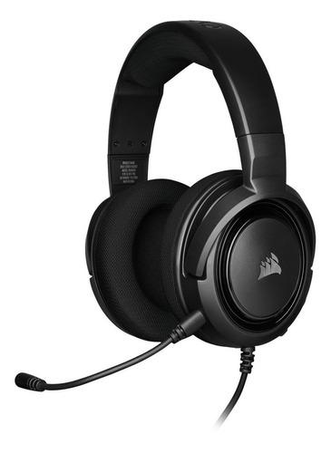 Audífonos Corsair HS35 Stereo carbon