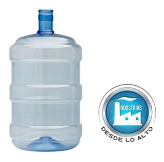Envases Plasticos Botellones De 19lts Agua Potable Nuevos