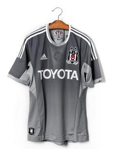 Camisa De Futebol Masculino Besiktas 2013/14 110 Anos adidas