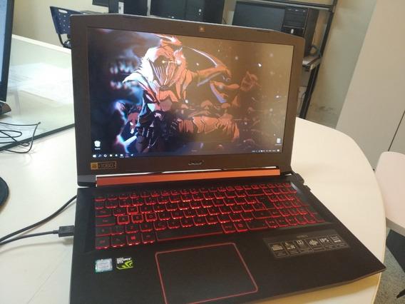 Kit Gamer Acer Nitro 5 - 480 Gb Ssd - 8 Gb Ram-gtx1050-4gb