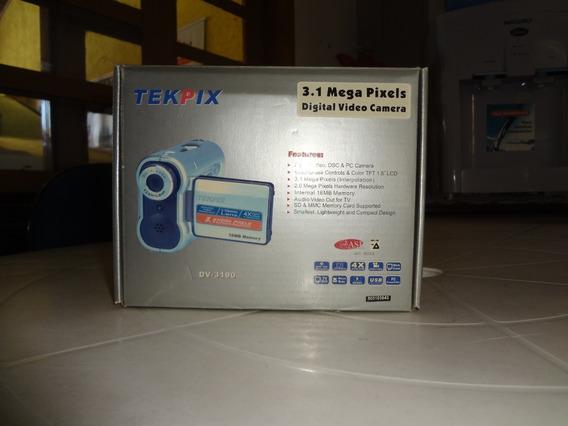 Câmera Digital Tekpix Dv-3100 3.1 Mega Pixels