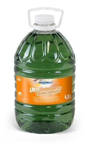 Detergente 4,9 L - Glicerina
