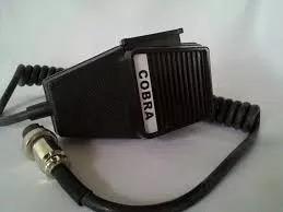 Microfones Cobra Imp. 500 Oms Conector De 5 Furos