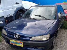Peugeot 306 1.8 Selection 16v Gasolina 4p Manual 1999